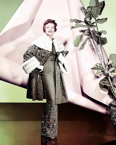 This is an image of Photograph & Poster of Rita Hayworth 292649