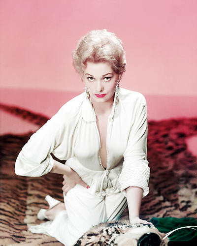 This is an image of Photograph & Poster of Kim Novak 292613