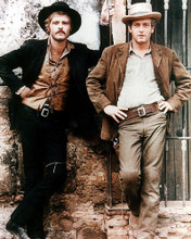 This is an image of Photograph & Poster of Butch Cassidy and the Sundance Kid 292615