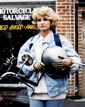 This is an image of Photograph & Poster of Jill Ireland 292687