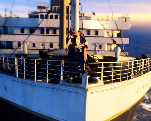This is an image of Photograph & Poster of Titanic 292890