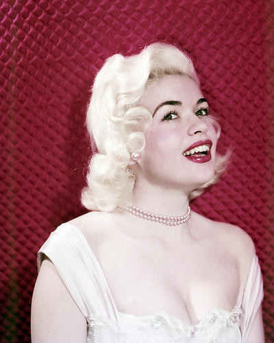 This is an image of Photograph & Poster of Jayne Mansfield 292894