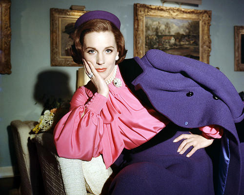 This is an image of Photograph & Poster of Julie Andrews 292920