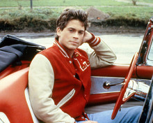 This is an image of Photograph & Poster of Rob Lowe 292960