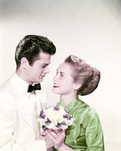 This is an image of Photograph & Poster of Tony Curtis and Janet Leigh 293021