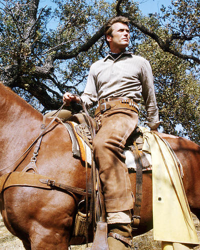 This is an image of Photograph & Poster of Clint Eastwood 293307