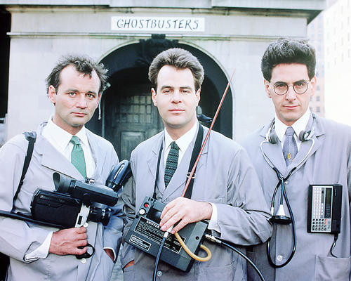 This is an image of Photograph & Poster of Ghostbusters 293055