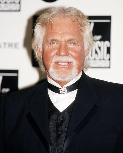 This is an image of Photograph & Poster of Kenny Rogers 293457