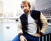 This is an image of Photograph & Poster of Chuck Norris 293513