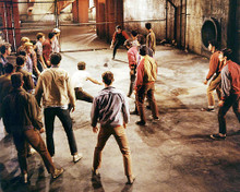 This is an image of Photograph & Poster of West Side Story 293549