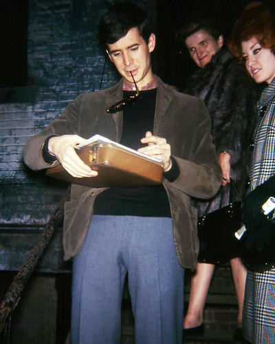 This is an image of Photograph & Poster of Anthony Perkins 293694