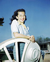 This is an image of Photograph & Poster of Gail Russell 293805