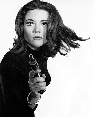 This is an image of Photograph & Poster of Diana Rigg 175810