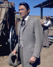 This is an image of Photograph & Poster of Gregory Peck 280177