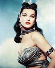 This is an image of Photograph & Poster of Debra Paget 252084