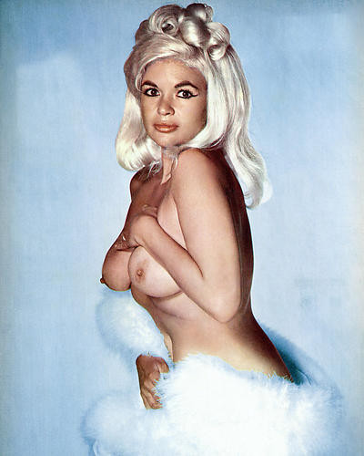 This is an image of Photograph & Poster of Jayne Mansfield 278190