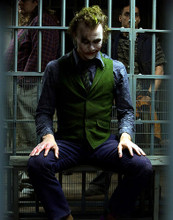 This is an image of Photograph & Poster of Heath Ledger 280186