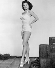 This is an image of Photograph & Poster of Debra Paget 190114