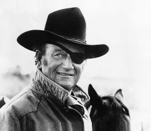 This is an image of Photograph & Poster of John Wayne 172832
