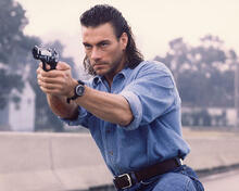 This is an image of Photograph & Poster of Jean-Claude Van Damme 278457