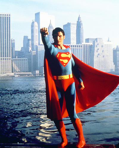 This is an image of Photograph & Poster of Christopher Reeve 252883