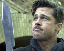 This is an image of Photograph & Poster of Brad Pitt 280221