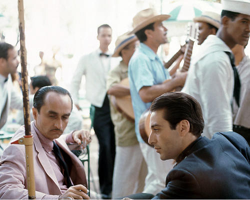 This is an image of Photograph & Poster of The Godfather: Part Ii 280364