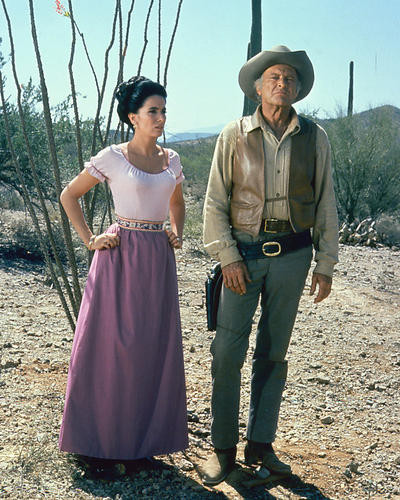 This is an image of Photograph & Poster of The High Chaparral 255308