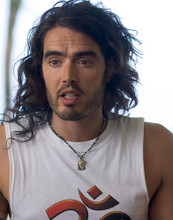 This is an image of Photograph & Poster of Russel Brand 280140