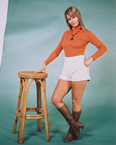 This is an image of Photograph & Poster of Carol Lynley 231092