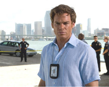 This is an image of Photograph & Poster of Michael C. Hall 278355