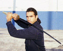 This is an image of Photograph & Poster of Adrian Paul 263808