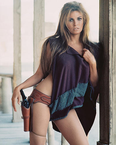 This is an image of Photograph & Poster of Raquel Welch 234907