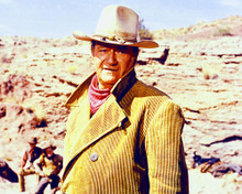 This is an image of Photograph & Poster of John Wayne 262480