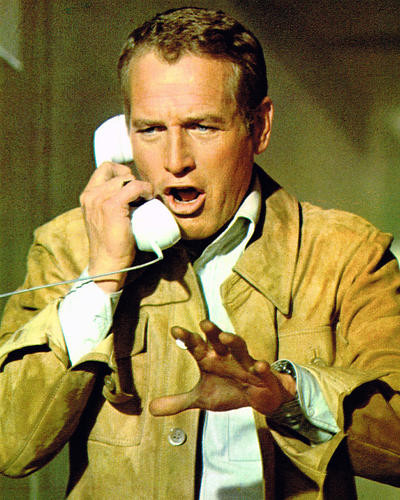 This is an image of Photograph & Poster of Paul Newman 296575