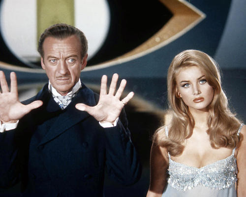 This is an image of Photograph & Poster of Casino Royale (1967) 295578