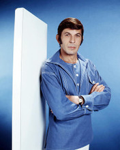 This is an image of Photograph & Poster of Leonard Nimoy 295587