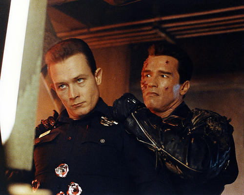 This is an image of Photograph & Poster of Terminator 2: Judgment Day 294352