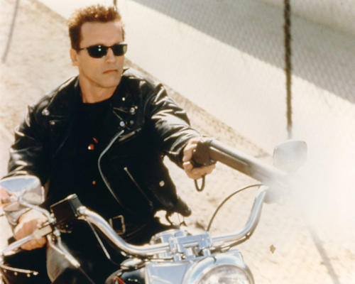This is an image of Photograph & Poster of Terminator 2: Judgment Day 294355
