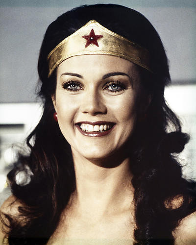 This is an image of Photograph & Poster of Lynda Carter 295900