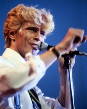 This is an image of Photograph & Poster of David Bowie 296571