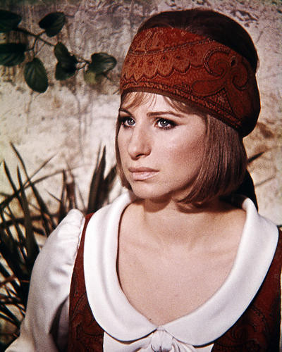 This is an image of Premium Photograph & Poster of Barbra Streisand 296640