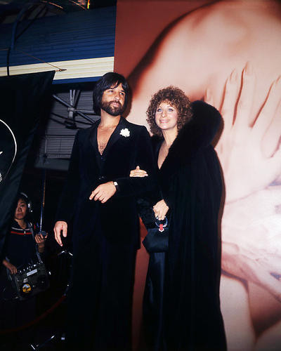 This is an image of Photograph & Poster of Barbra Streisand 296726