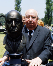 This is an image of Photograph & Poster of Alfred Hitchcock 295484