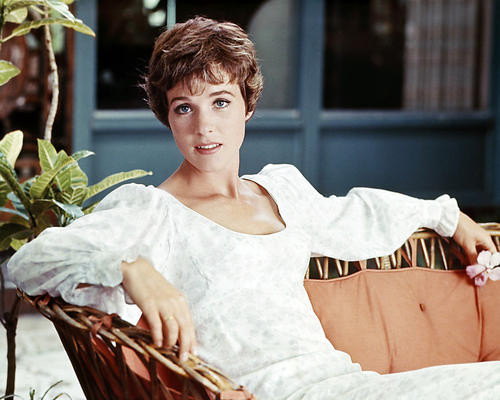 This is an image of Premium Photograph & Poster of Julie Andrews 294861