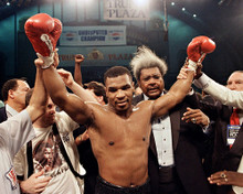 This is an image of Photograph & Poster of Mike Tyson 295508