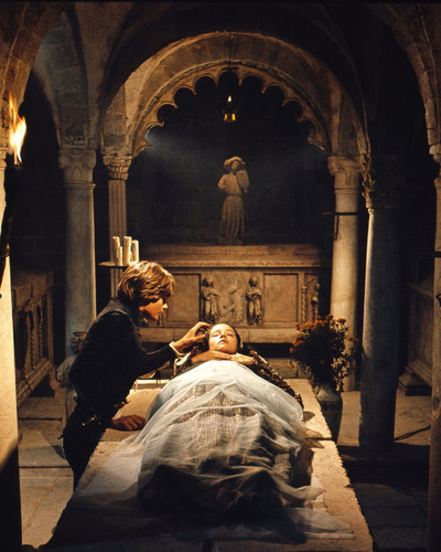 This is an image of Premium Photograph & Poster of Romeo and Juliet 296754