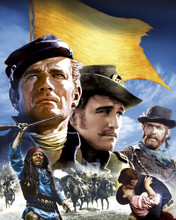 This is an image of Photograph & Poster of Major Dundee 295759