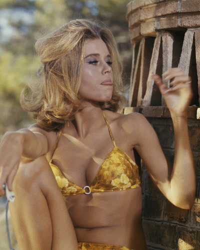 This is an image of Photograph & Poster of Jane Fonda 297600