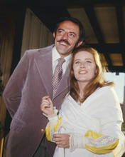 This is an image of Photograph & Poster of Patty Duke and John Astin 297632